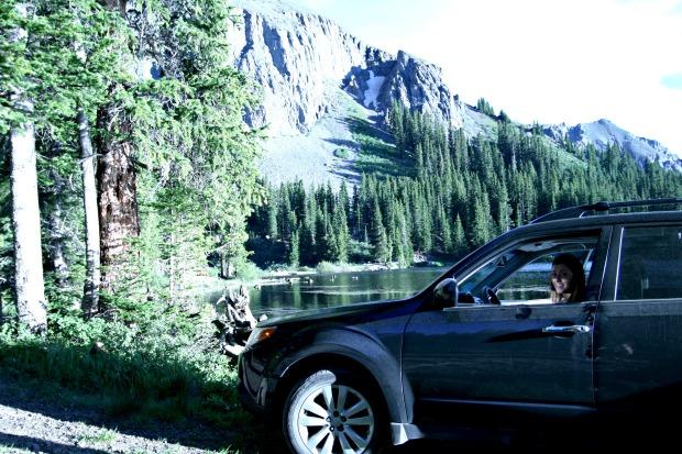 Alta Lake Camp Spot