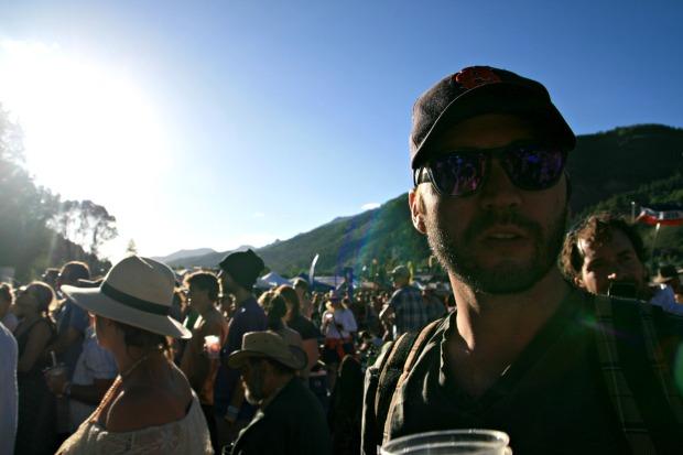Matt at Telluride