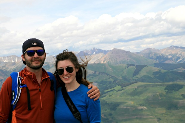 Mt Crested Butte Summit